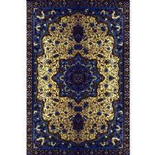 Etching Tasarımlı Osmanlı Halısı
