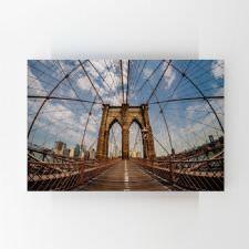 Brooklyn Köprüsü Tablosu