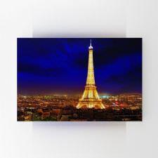 Paristen Bir Gece Tablosu