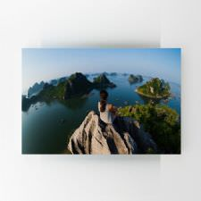 Ha Long Bay Adaları Tablosu