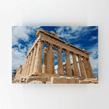 Parthenon Tapınağı Tablosu