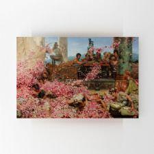Alma Tadema - The Roses Tablosu