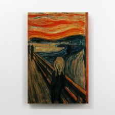 Edvard Munch - The Scream Tablosu