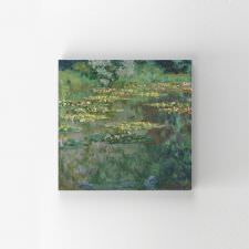 Claude Monet - Bassin Des Nympheas Tablosu