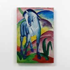 Franz Marc - Blue Horses Tablosu