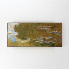Claude Monet - The Water Lily Pond Tablosu