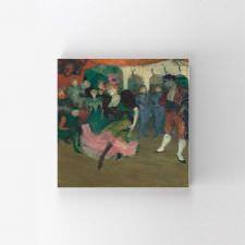 Henri de Toulouse-Lautrec - Marcelle Lender Dancing Tablosu