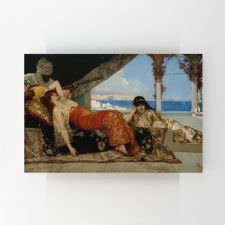 Joseph Benjamin Constant - The Favorite of the Emir Tablosu