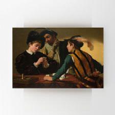Caravaggio - Hilekarlar Tablosu
