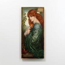 Dante Gabriel Rossetti - Proserpine Tablosu