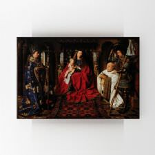 Jan van Eyck - The Madonna Tablosu