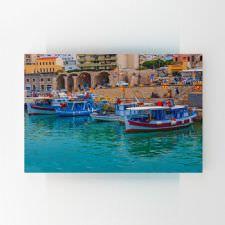 Heraklion Limanı Tablosu