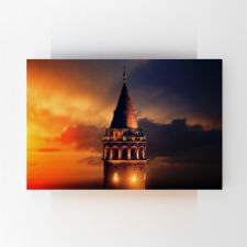 Galata Kulesi Tablosu