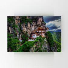 Kaplan Yuvası Tapınağı Tablosu