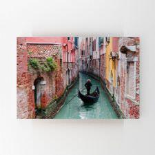 Venedik Kanalında Gezinti Tablosu