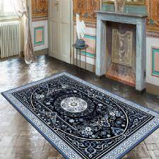 Antik Osmanlı Desenli Dijital Baskılı Halı