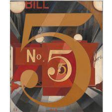 Charles Demuth - No 5 Tablosu