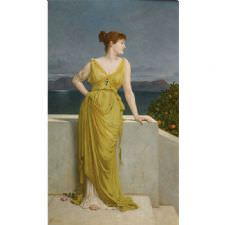 Frederick Goodall - Mrs Kettlewell Tablosu