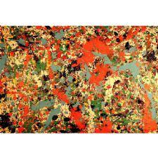 Jackson Pollock - Convergence Tablosu