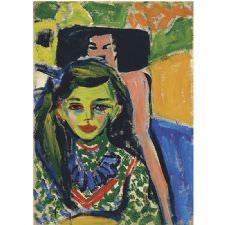 Ernst Ludwig Kirchner Tablosu