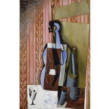 Juan Gris - Violin Tablosu