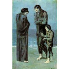 Pablo Picasso - Trajedi Tablosu