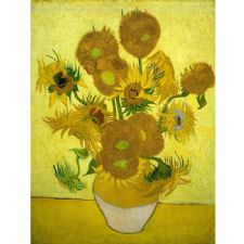 Vincent Van Gogh - Sunflowers Tablosu