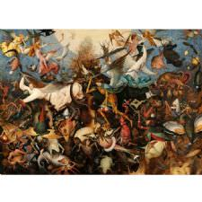 Pieter Brueghel - The Fall of the Rebel Angels Tablosu