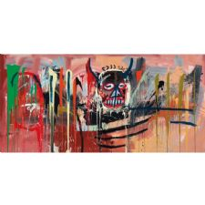 Jean Michel Basquiat - Panorama Tablosu