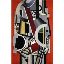 Fernand Leger - Machine Tablosu