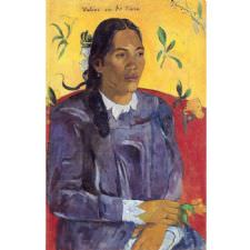Paul Gauguin - Tahitian Woman Tablosu