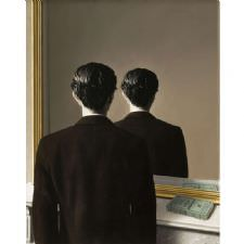 Rene Magritte - Reproduced Tablosu