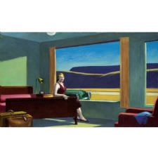 Edward Hopper - Western Motel Tablosu