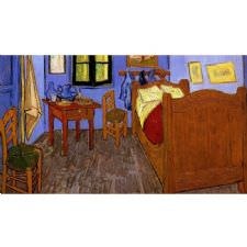 Vincent Van Gogh - The Room Tablosu