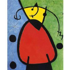 Joan Miro - Birthday Tablosu