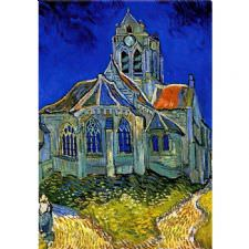 Vincent Van Gogh - The Church Tablosu