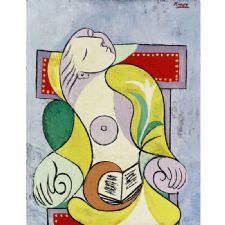 Pablo Picasso - La Lecture Tablosu