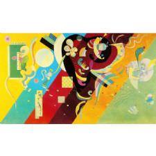 Wassily Kandinsky - Composition Tablosu