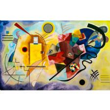 Wassily Kandinsky - Y. R. and B. Tablosu