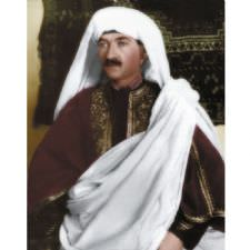 Atatürk Gazeteci Mustafa Şerif Bey Tablosu