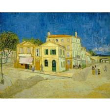 Vincent Van Gogh - The House Tablosu