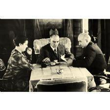 Atatürk Kahve Adabı Tablosu