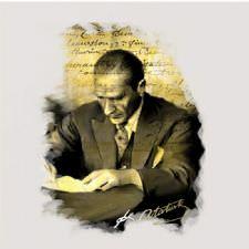 Atatürk Temalı Tasarımsal Tablosu