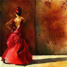 Flamenco Wild Tablosu