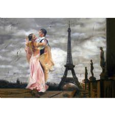 Paris'de Dans Edenler Tablosu