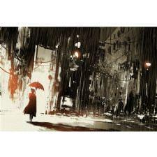 Karanlık Sokaklar Tablosu