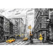 New York'ta Sarı Renk Tablosu