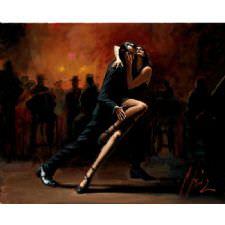 Tutkulu Tango Tablosu