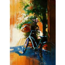 Renkli Bisiklet Tablosu