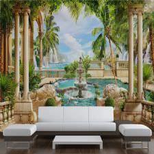 Cennet Bahçesi Duvar Kağıdı
